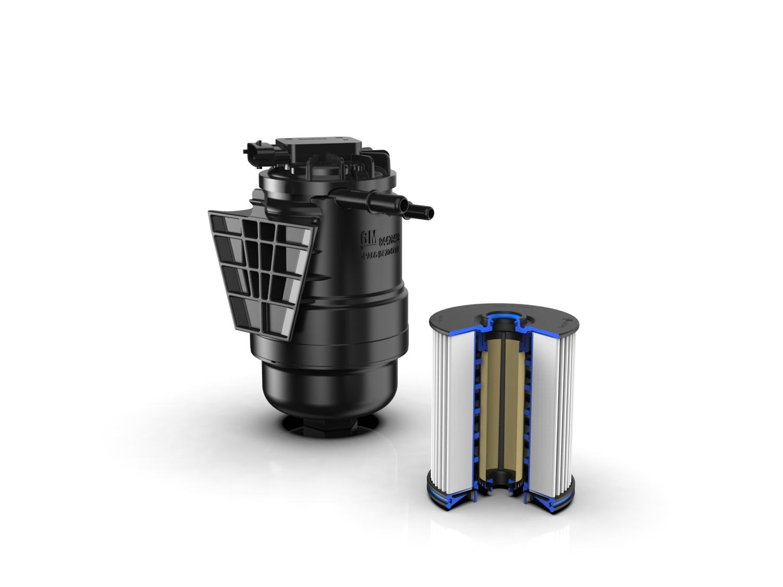 UFI Filters 24.409.00 Diesel Filter